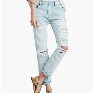 Lucky 🍀 Brand boyfriend jeans